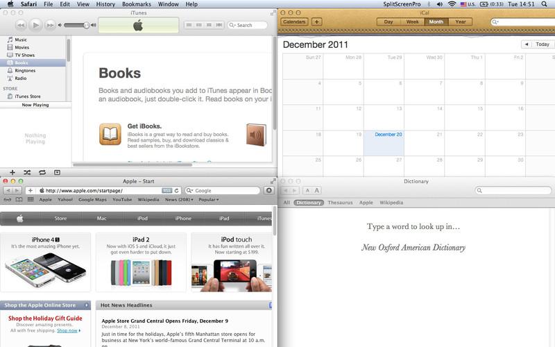 Window Adjustment screenshot