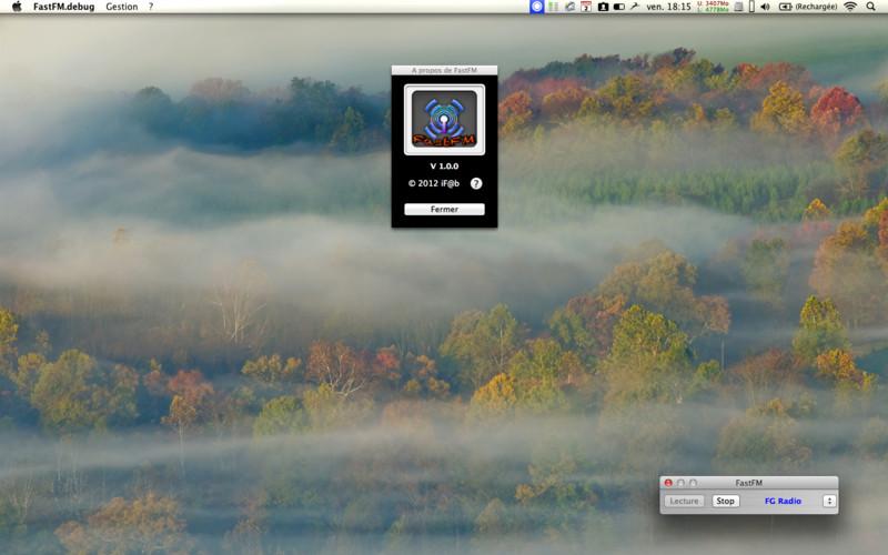 FastFM screenshot