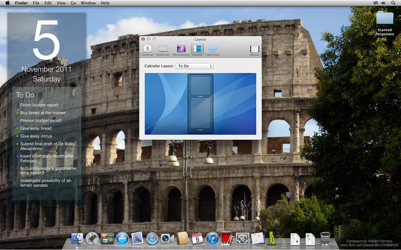 Blotter screenshot
