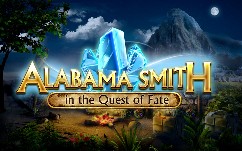 Alabama Smith in the Quest of Fate (Free) screenshot