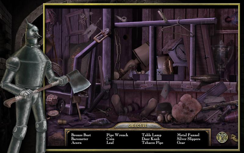 Fiction Fixers - The Curse of Oz screenshot