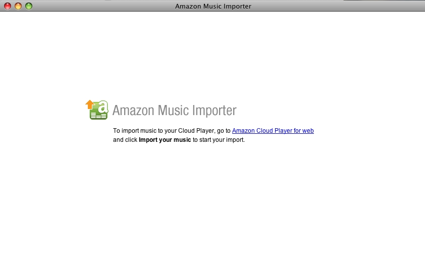 Download free Amazon Music Importer for macOS