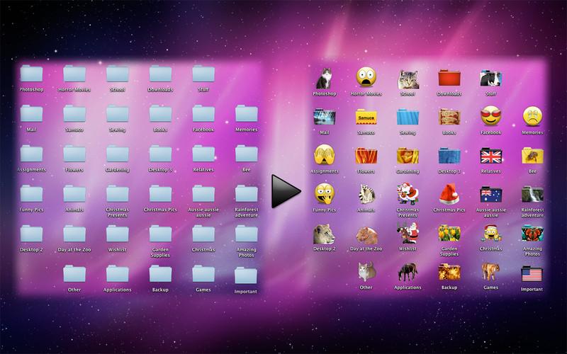 Folder Forge screenshot