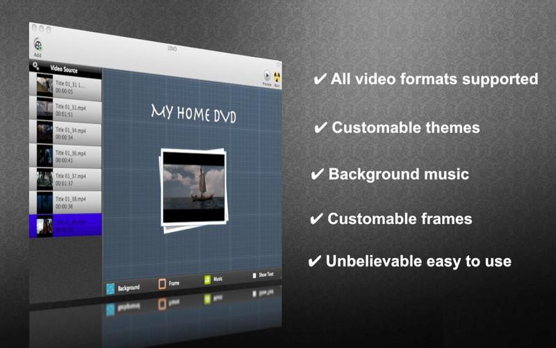 1DVD screenshot