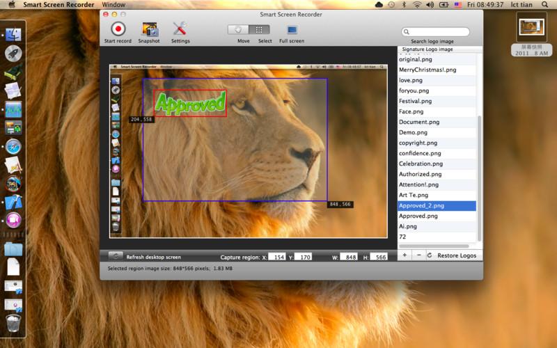 Smart Screen Recorder screenshot
