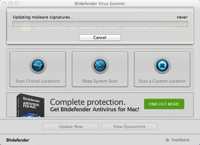 Updating Malware Signatures