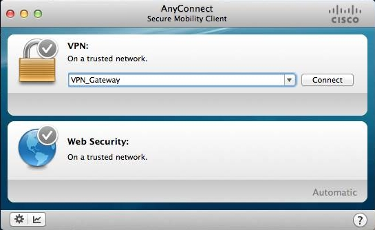 cisco anyconnect secure mobility client free