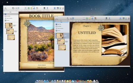 Download free Templates for iBooks Author for macOS