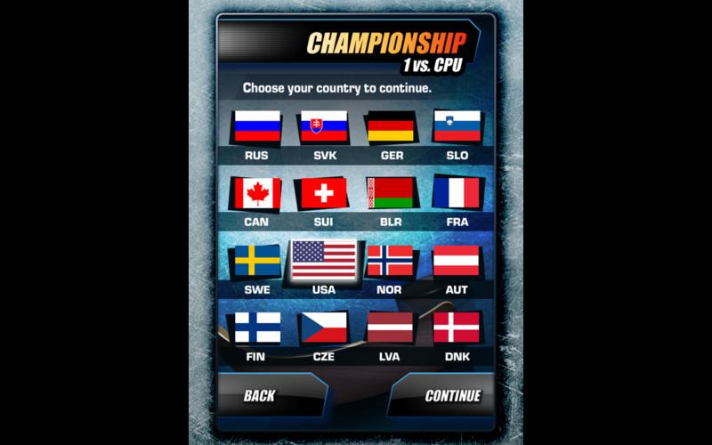 Hockey Arena 2011 screenshot