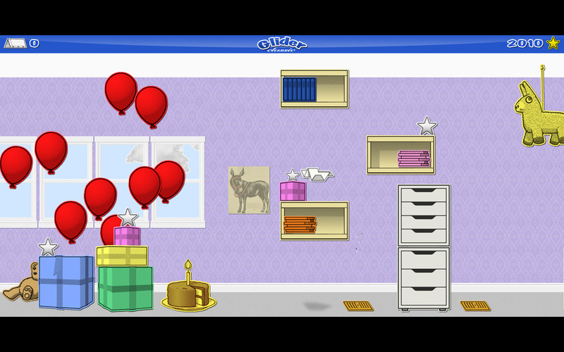 Glider screenshot