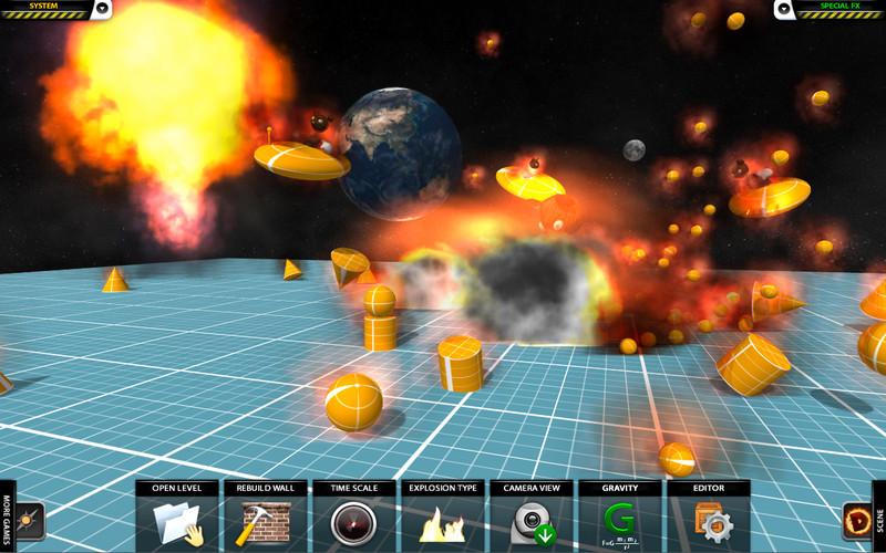 Demolition Physics screenshot
