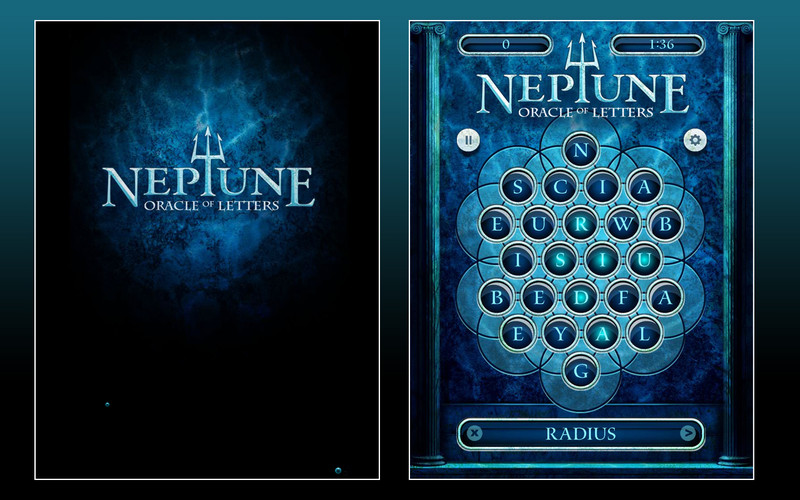 Neptune - Oracle of Letters screenshot