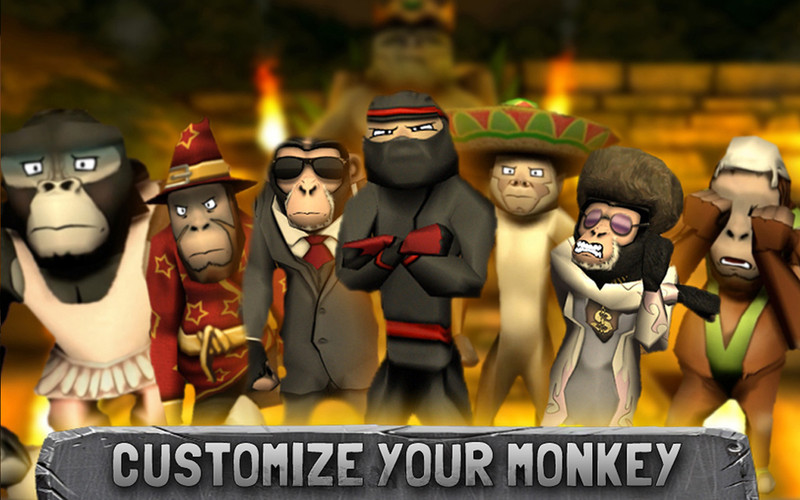 Battle Monkeys screenshot