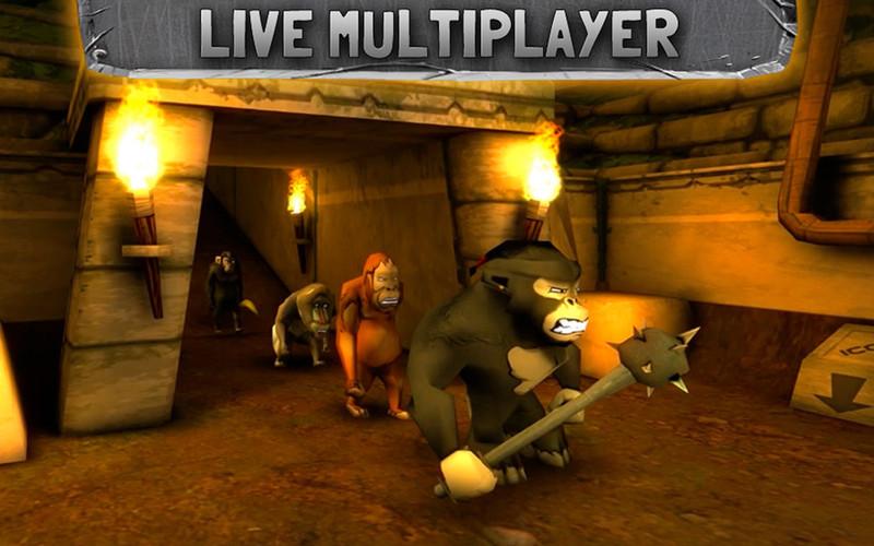 Battle Monkeys screenshot