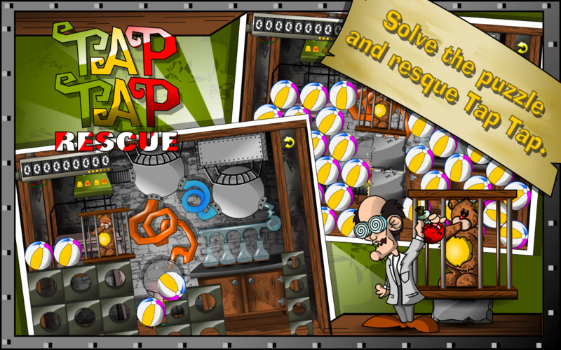Tap Tap Rescue screenshot