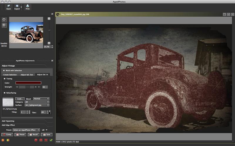 AgedPhotos screenshot