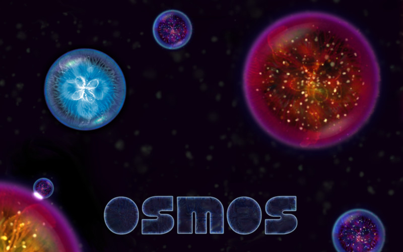Osmos screenshot