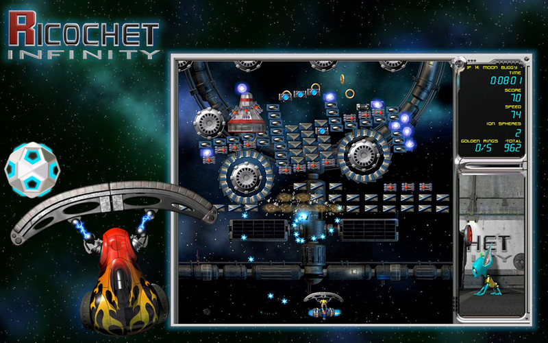 Ricochet Infinity screenshot