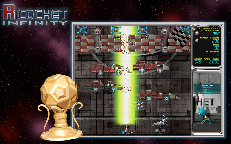 Ricochet Infinity screenshot