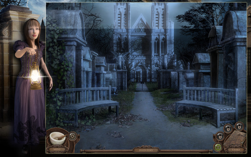 Voodoo Whisperer: Curse of a Legend screenshot
