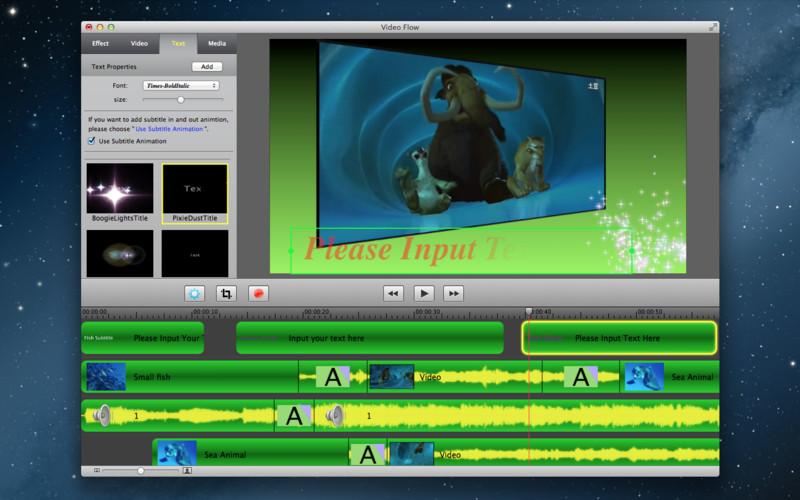 Video Flow - Video Edit and Screen Record screenshot