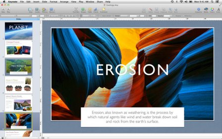Download free Keynote 6 2 for macOS