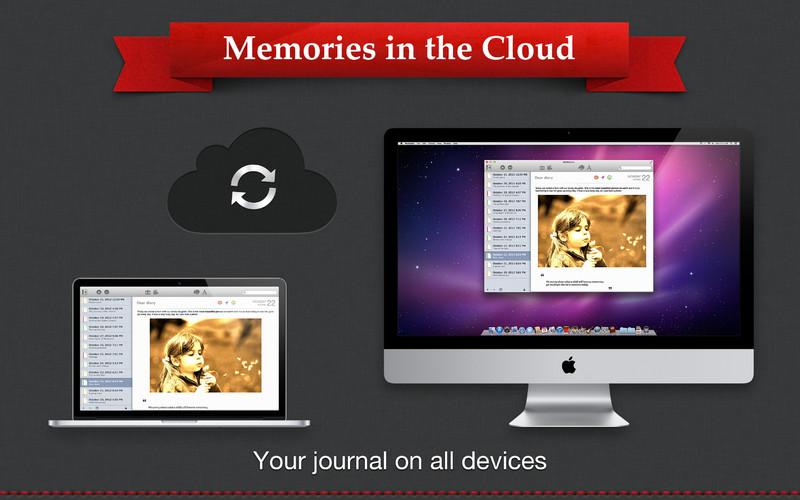Memories screenshot