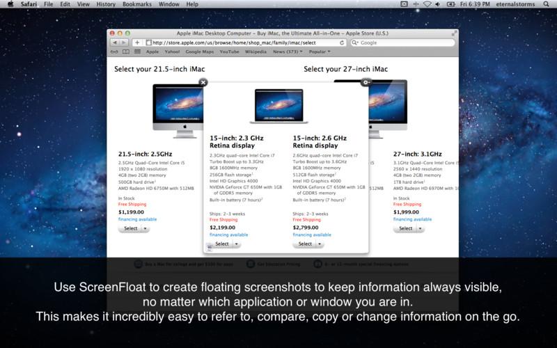 ScreenFloat screenshot