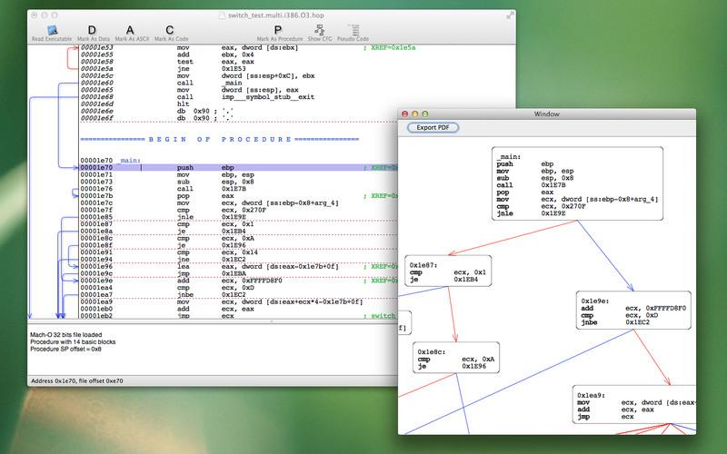 Download free Hopper Disassembler for macOS