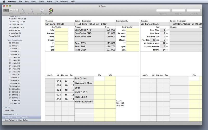 Mermoz screenshot
