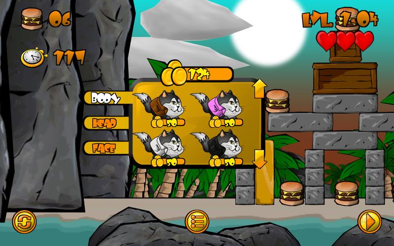 Bomber Cat screenshot