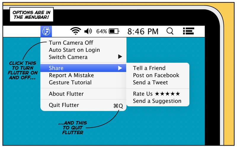 Flutter screenshot