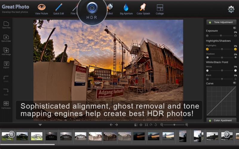 Great Photo Pro screenshot
