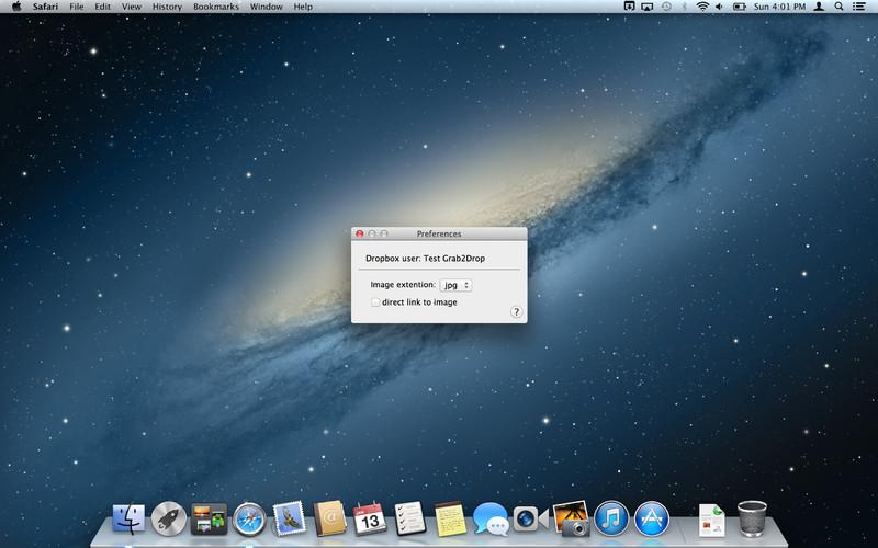 Grab2Drop screenshot