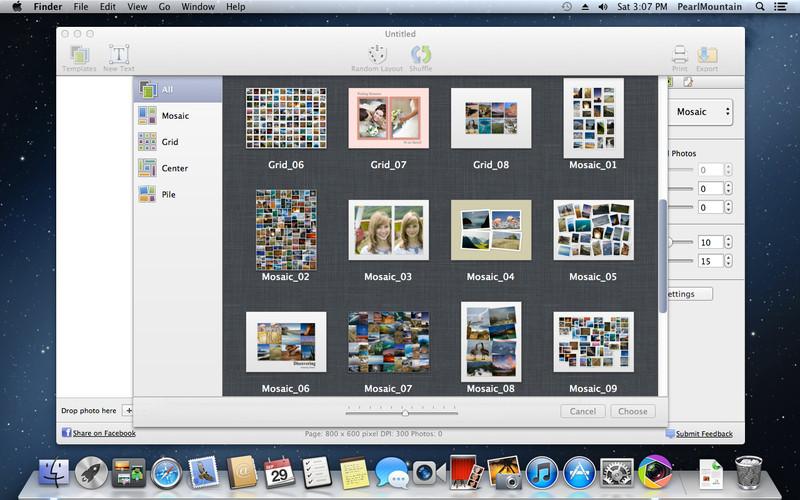 CollageIt Pro screenshot