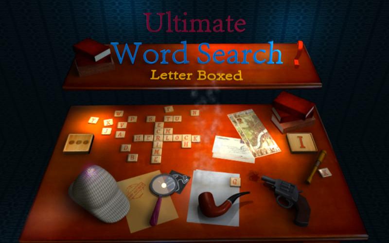 Ultimate Word Search Free 2 screenshot