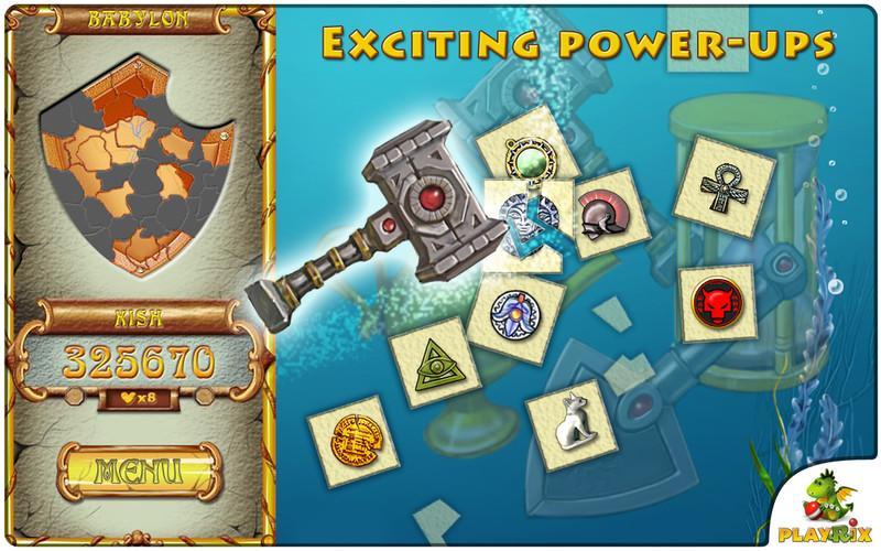 Atlantis Quest (Premium) screenshot