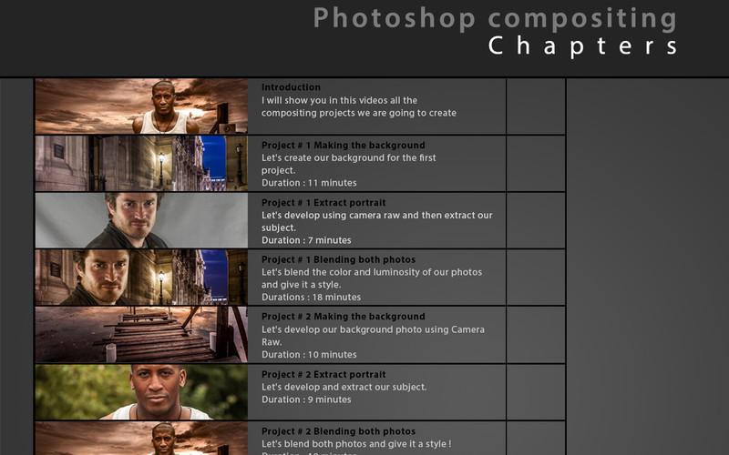 Learn HDR Basics edition screenshot