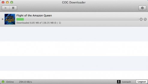 gog downloader how to use