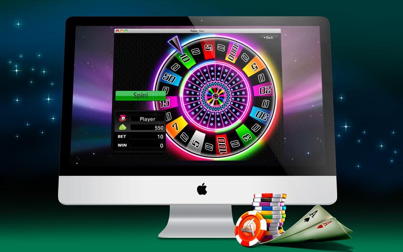 Oasis Poker screenshot