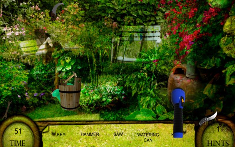 Hidden Gardens screenshot