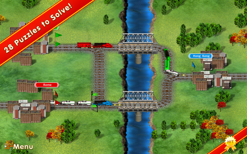Train Titans screenshot