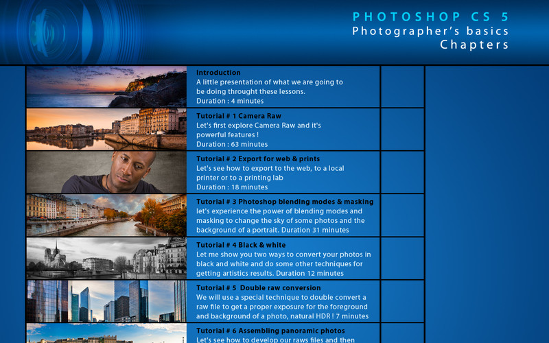 Learn Photoshop CS 5 Edition screenshot