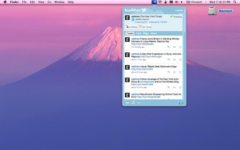 Tweet inside screenshot