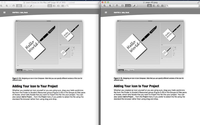 PDF Converter Lite screenshot