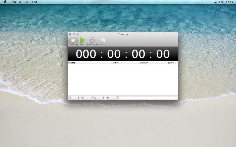Time Up screenshot