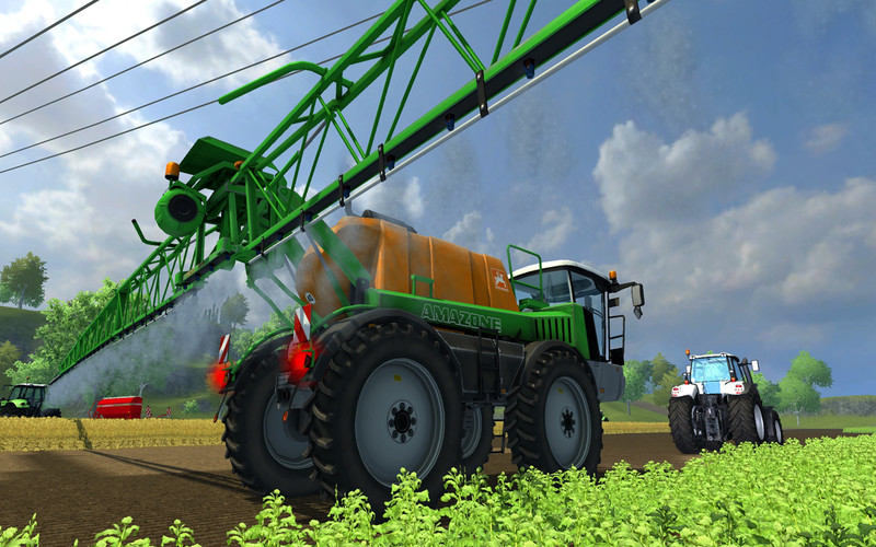 Farming Simulator 2013 screenshot