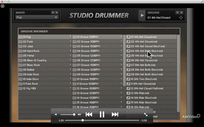 Course For Native Instruments screenshot