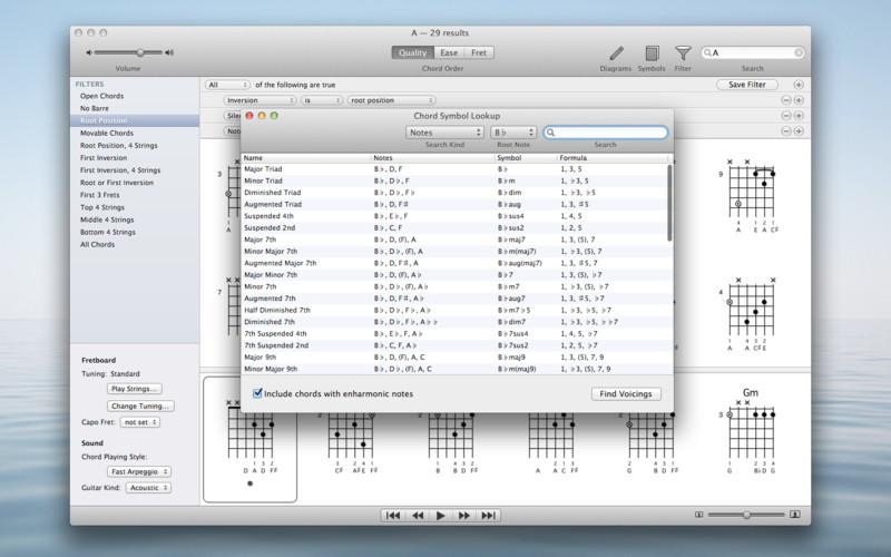 ChordMate screenshot