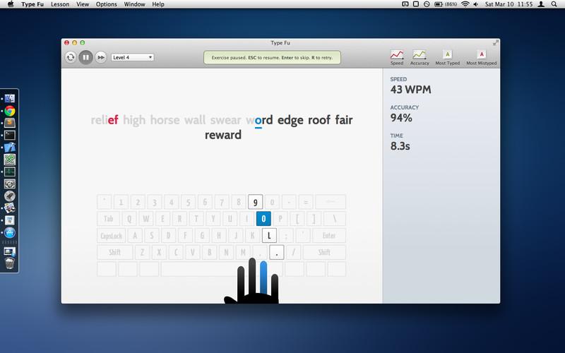 Type Fu screenshot